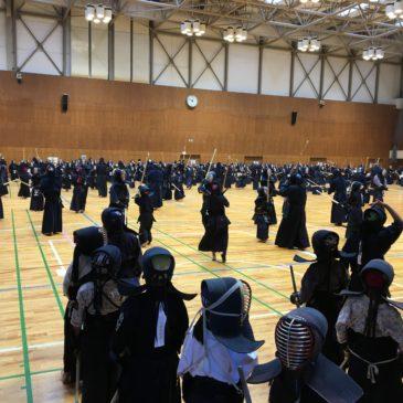 第4回長野県小学生各地区錬成会