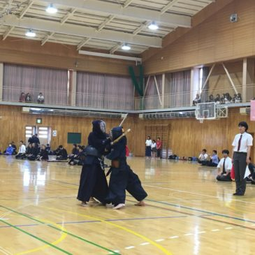 平成29年度更埴地区中学校剣道大会