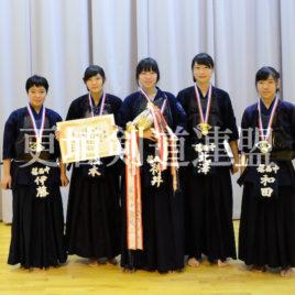 篠ノ井西中学校-中学女子-
