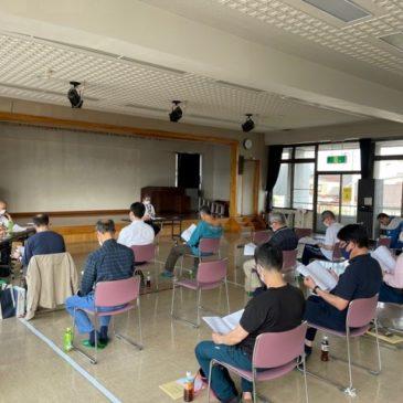 令和3年度長野県剣道連盟更埴支部総会